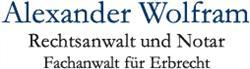 Wolfram Alexander Rechtsanwalt U. Notar