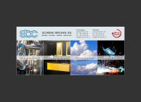 Website von SCHENK BRUHIN AG