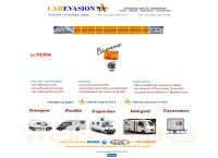 Website von CAREVASION