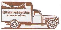 Roßschlächterei Herrmann Tröger