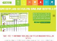 Website von Bürgerhaus Lützschena GmbH - Menü-Heim-Service