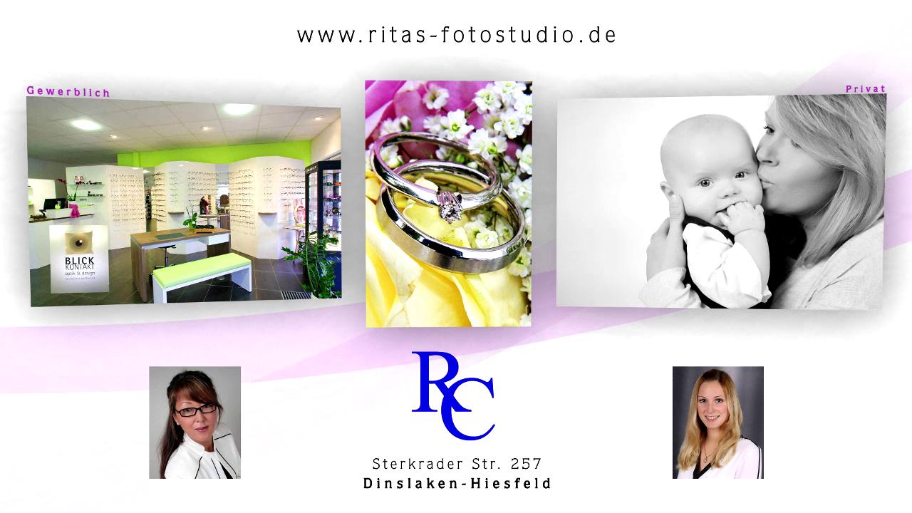 Rita´s  Fotostudio in 46539 Dinslaken.