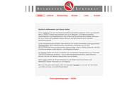 Website von Studentenlektorat  Sven Seiffert