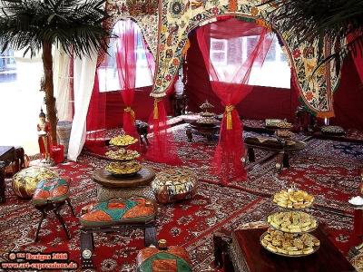 de.pumpink.com | wohnzimmer farbgestaltung grün - Orientalisches Schlafzimmer Einrichten