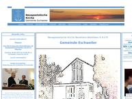 Website von Nak Eschweiler