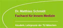 Dr.med. Matthias Schmidt