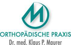 Dr. Med. Klaus P. Maurer Facharzt Für Orthopädie und Unfallchirurgie