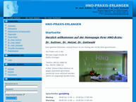 Website von Dr.med. Hans-Jürgen Suttner