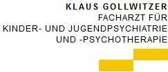 Klaus Gollwitzer Facharzt Für Kinder- und Jugendpsychiatrie und -Psychotherapie