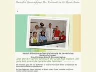 Website von Dr.med. Alexander Bankau