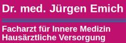 Praxis Dr. Med. Jürgen Emich - Facharzt Für Innere Medizin, Hausärztliche Versorgung