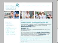 Website von Dr. Med. Harald Schleyer