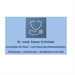 Dr. med. Karen Schröder Privatpraxis für Haut- und Geschlechtskrankheiten, Allergologie