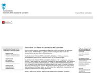 Website von Prof. Dr. Med. Michael Sohn