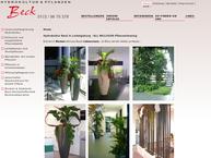 Website von Blumen-Beck