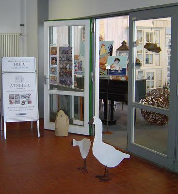 Atelier am Meer Inh.: Nicole Wenning, Galerien in Borkum ...