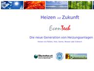 Econtech Theiss Gmbh econtech theiss gmbh kundendienste für heizungs und sanitärtechnik