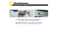 Website von Strothteicher Elektrotechnik GmbH