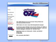 Website von Tt Motorraeder GbR
