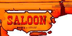 Saloon Boots u. Stuff