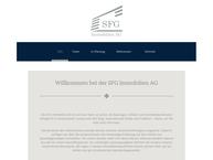 Website von SFG Immobilien Gregor-Fuchs-Str. 19 + 25