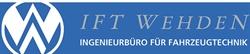 IFT Wehden Ingenieurbüro für Fahrzeugtechnik, Dipl.-Ing. Knut Wehden