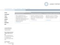 Website von Zahnarztpraxis Laubach&Partner