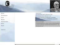 Website von Oberle Stiftung