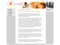 Website von DR.MED. HANS-GEORG MÜLLER
