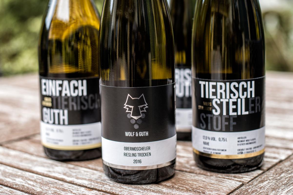 Wolf & Guth, Getränke Einzelhandel in Obermoschel - Öffnungszeiten
