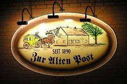 Gaststaette Zur Alten Post