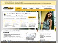 Website von Immobilien Immo Concept