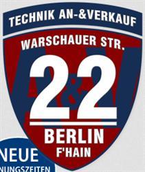 technik an und verkauf marcel koska warschauer str 22 10243 berlin. Black Bedroom Furniture Sets. Home Design Ideas