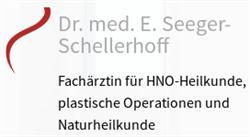 Dr. e. Seeger Schellerhoff