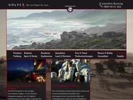 Website von Go Fly Fachreisebuero
