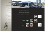 Website von Automobile Puetter GmbH