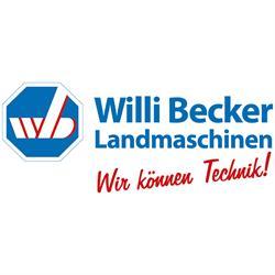 Willi Becker Landmaschinen GmbH & Co. KG