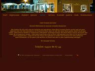 Website von Villa Coloniale