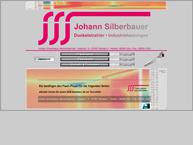 Website von Johann Silberbauer