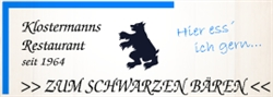 """Restaurant """"zum Schwarzen Bären"""""""