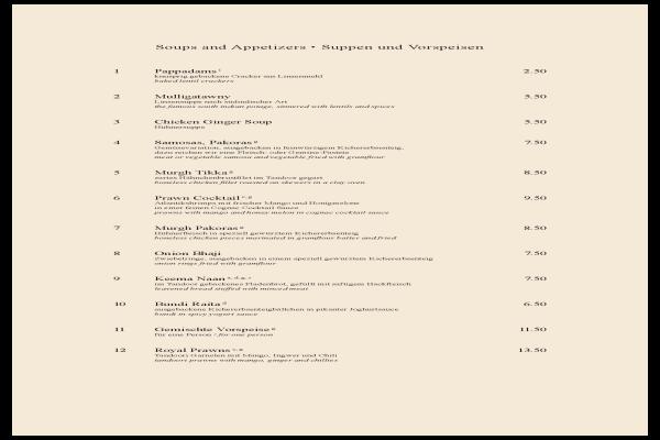 Speisekarte als PDF downloaden