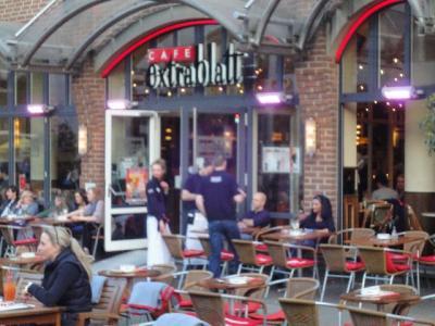 Cafe Extrablatt Flensburg  Ef Bf Bdffnungszeiten