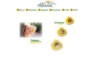 Website von Schönheitsfarm La Primavera
