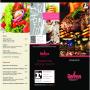 Racket Inn - Speisekarte (PDF