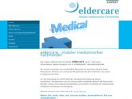 Website von Eldercare