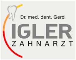 Dr. med. dent. Gerd Igler