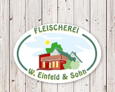 Fleischerei W. Einfeld & Sohn