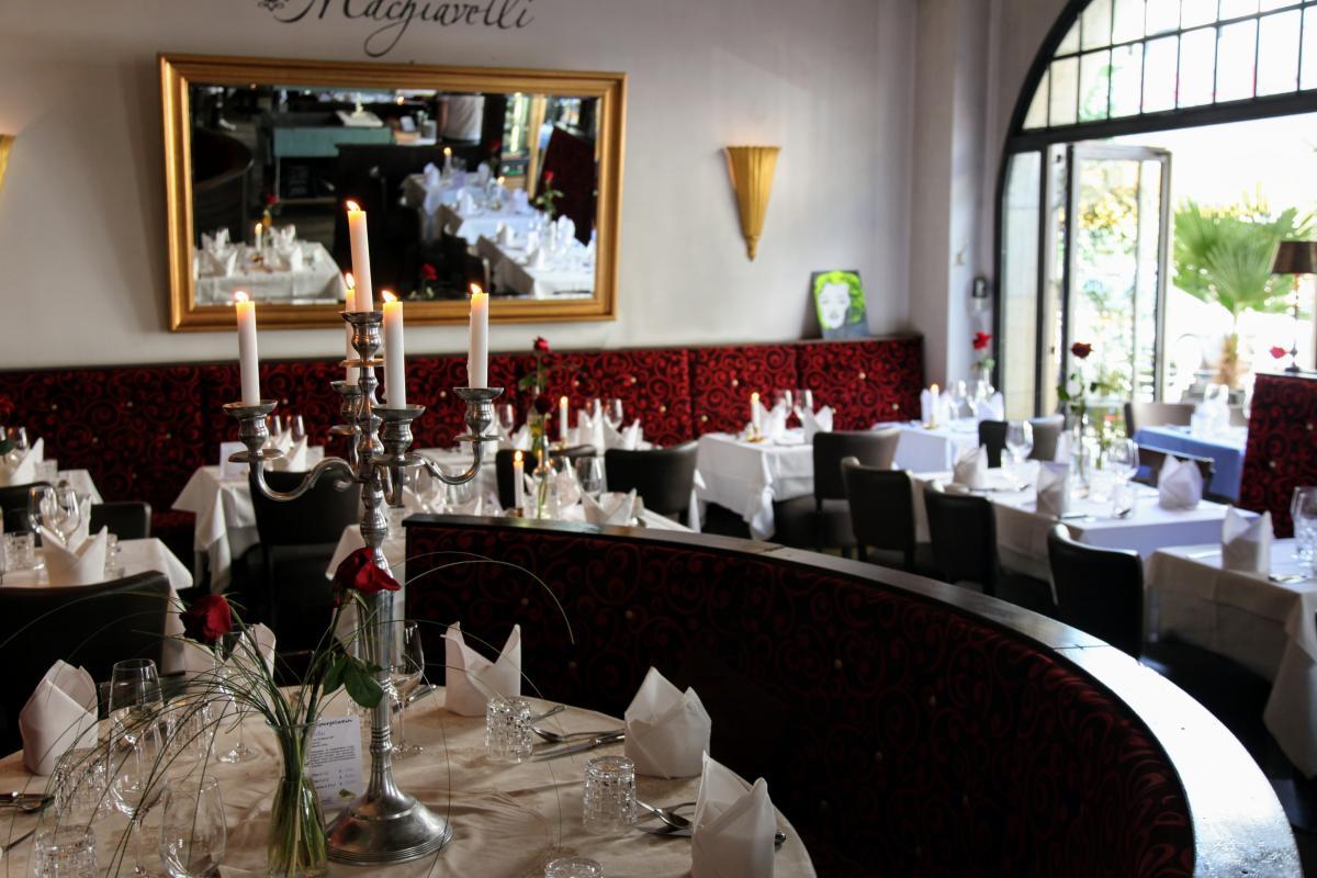 Cafe Machiavelli ▷ in Berlin - Öffnungszeiten
