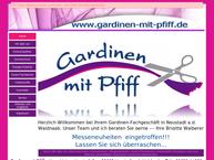 Gardinen Mit Pfiff e.K., Heimtextilien in Neustadt an der Waldnaab