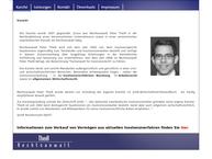 Recht der Kreditsicherung Saarbrücken  im CYLEX Branchenbuch